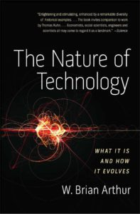 The Nature of Technology book cover